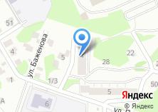 Компания «Продуктовый магазин на Калугинской» на карте