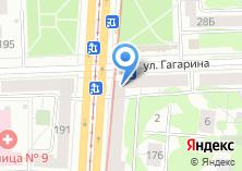 Компания «Ресторация Распопофф» на карте