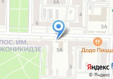 Компания «Магазин фруктов и овощей на ул. Белинского» на карте
