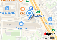 Компания «Магазин верхней одежды» на карте