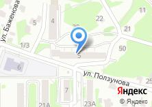 Компания «Техника С» на карте