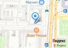 Компания «Продуктовый магазин на Копылова» на карте