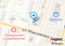 Компания «Glamuriki» на карте