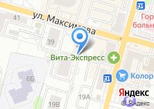 Компания «ТАУГРУПП» на карте