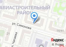 Компания «Адвокатский кабинет Яковлевой С.Ю» на карте
