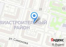 Компания «На Чапаева» на карте