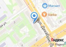 Компания «Алтынчеч» на карте