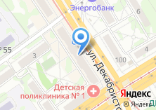 Компания «ПРОСТО СЕРВИС» на карте
