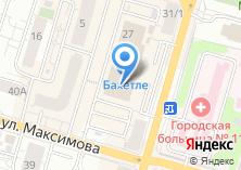 Компания «RATATUI» на карте