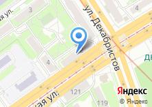 Компания «ТЕХНО-СЕРВИС» на карте