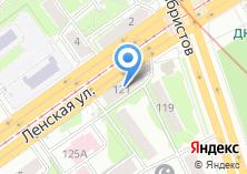 Компания «ФайТро» на карте