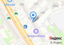 Компания «Банкомат АКБ Спурт Банк» на карте
