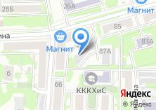 Компания «ГАГАРИН авто» на карте
