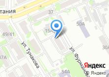Компания «Генеральский» на карте