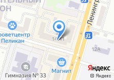 Компания «Матур Гарнитур» на карте