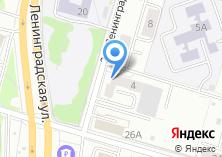 Компания «ЕВА STUDIO» на карте