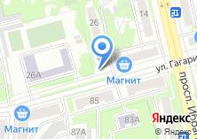 Компания «Рэхэт» на карте