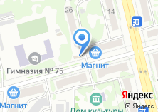 Компания «Аргентум» на карте