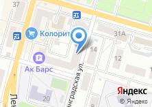 Компания «ЭКОКЛИНИНГ» на карте
