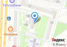 Компания «Зебра Телеком» на карте
