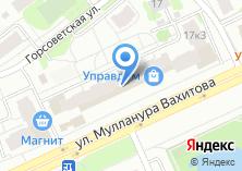 Компания «Иномаркоff» на карте