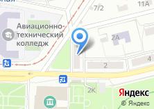 Компания «Клиника Латыпова» на карте