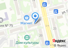 Компания «Ульяновский трикотаж» на карте