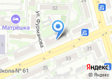 Компания «Сеть магазинов сантехники и отопления» на карте