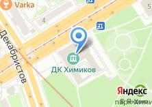 Компания «Бюро вакансий» на карте