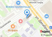 Компания «Эксперт-Мастерс» на карте