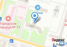 Компания «Санаторий-профилакторий КМПО» на карте