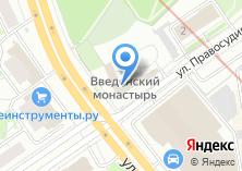 Компания «Кизический мужской монастырь» на карте