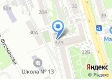 Компания «Железобетон 116» на карте