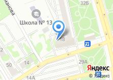 Компания «Мастерская по изготовлению ключей на Волгоградской» на карте