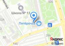 Компания «Магазин фруктов и овощей на Волгоградской» на карте