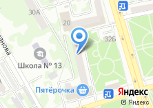 Компания «ЭЛНЕТ» на карте