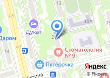 Компания «Стоматологическая поликлиника №9 Азино» на карте