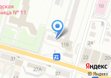 Компания «Касадо» на карте