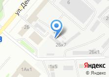 Компания «ИНТЕГРОПРОЕКТ» на карте