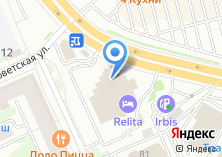 Компания «ВЭБ-лизинг» на карте