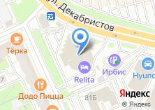 Компания «Фитнес-центр relita-kazan» на карте