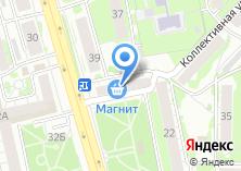 Компания «Компьютерный клуб на проспекте Ибрагимова» на карте