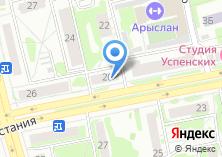 Компания «AvtoStop» на карте
