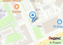 Компания «Шиномонтажная мастерская на Декабристов» на карте