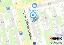 Компания «АИР Строй» на карте