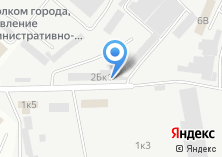 Компания «Комплектация+» на карте