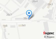 Компания «БЕТОН-РЕГИОН» на карте