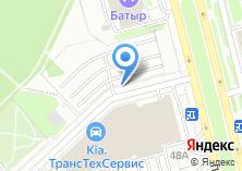 Компания «Автостоянка на проспекте Ибрагимова» на карте