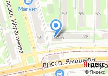 Компания «СПК КОНТИНЕНТ» на карте