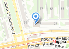 Компания «Главметиз» на карте